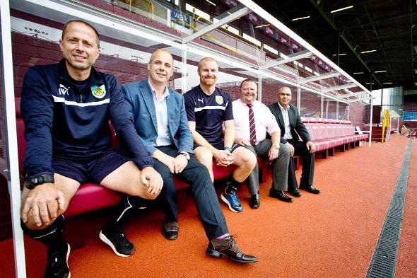 Turf Moor facilities given £4m facelift
