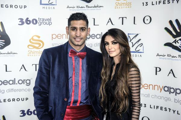 UPDATED: Bolton boxer Amir Khan launches new charity foundation