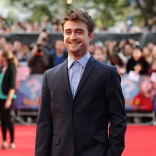 Daniel Radcliffe suffers from cluster headaches