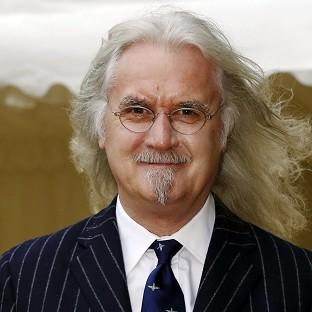 Billy Connolly was diagnosed with Parkinson's disease in 2013