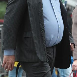 Patients under the age of 70 who are admitted to hospital for obesity carry a higher risk of developing dementia than those not recorded to be obese, experts found