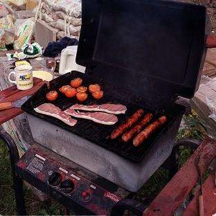 Some 94% of people say they have at least one habit at the barbecue that risks the health of them and their guests