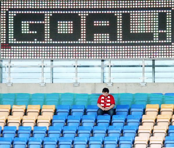 A lone Stanley fan reflects on the 4-0 midweek defeat to Shrewsbury Town