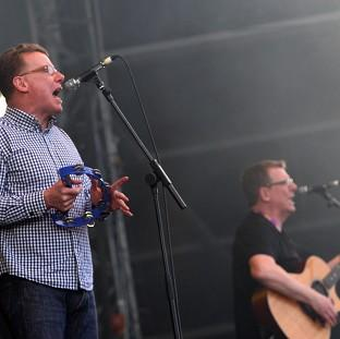 The Proclaimers will join Yes Scotland chief Blair Jenkins promising an important campaign announcement