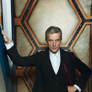 Peter Capaldi didn't feel he needed teaching how to work the Tardis