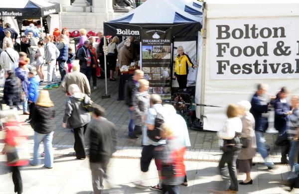 Bolton Food Festival looks set to most successful ever
