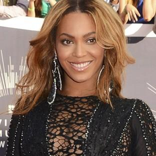 Beyonce arrives at the MTV Video Music Awards at The Forum in Inglewood,