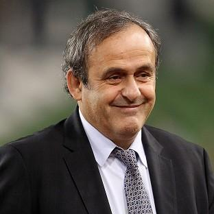 Michel Platini has decided to r