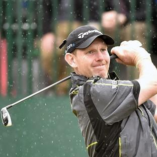 Stephen Gallacher was battling to make the Ryder Cup