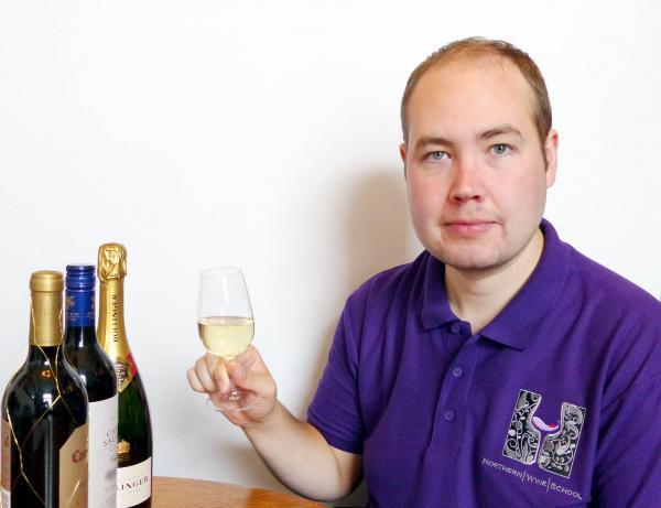 John Callow to share his love of wine at his new school