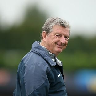 Roy Hodgson is worried abo