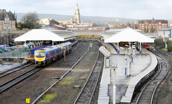 All change: Bolton train station to get fifth platform back