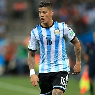 Marcos Rojo is set to make