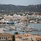 This Is Lancashire: Ibiza is a favourite with British holidaymakers