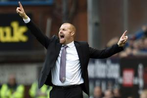 Burnley boss Sean Dyche unhappy with Spurs opener