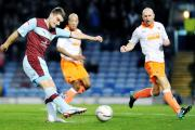 Striker Sam Vokes