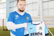 Jay Spearing. Picture courtesy of BRFC