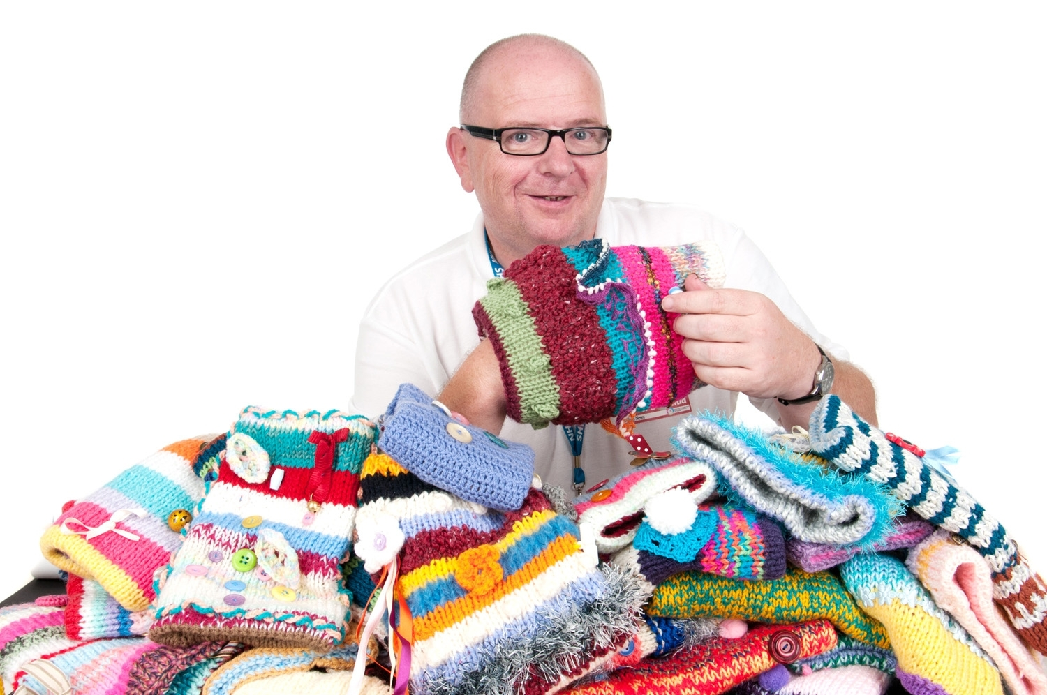 Get knitting for dementia campaign | This Is Lancashire
