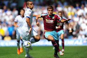 Striker Jelle Vossen apologises to fans after leaving Burnley - just two months after signing