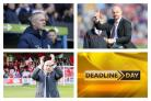 DEADLINE DAY: All the latest news here...