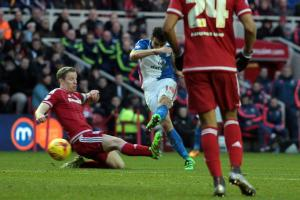 Jordi Gomez: Blackburn Rovers can climb table with repeat of Middlesbrough performance