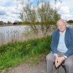 This Is Lancashire: Sir David Attenborough feels 'incredibly lucky' as he approaches 90th birthday