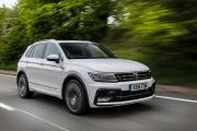 The new Tiguan's chiselled features set it apart from more fluid-looking rivals and give it more road presence than the outgoing generation