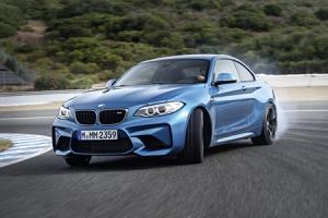 REVIEW: BMW M2 COUPE