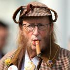 This Is Lancashire: You won't believe what John McCririck looked like after he went on 100% Hotter