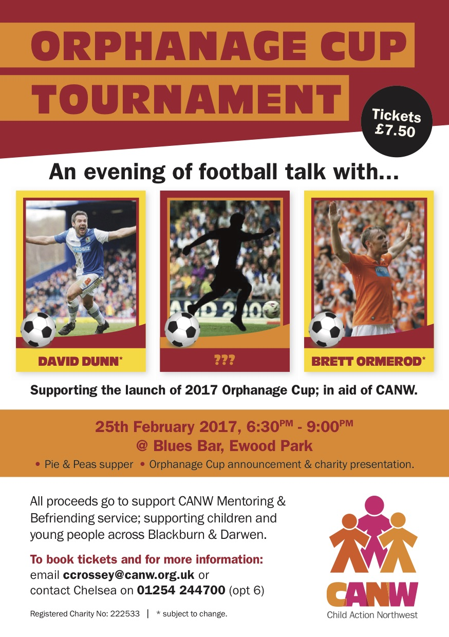 An evening of football talk with David Dunn & Brett Ormerod