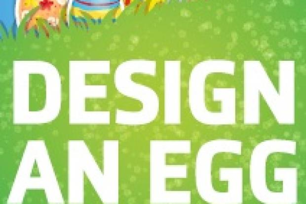 Get drawing in our fantastic Design an Egg competition