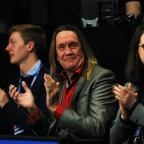 This Is Lancashire: 147 - the number of the break for Iron Maiden's world snooker superfan