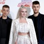 This Is Lancashire: Clean Bandit are 'amazed' to be back at number one with Zara Larsson