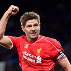 This Is Lancashire: Steven Gerrard and Alex Curran seem to have named baby Lio after Lionel Messi
