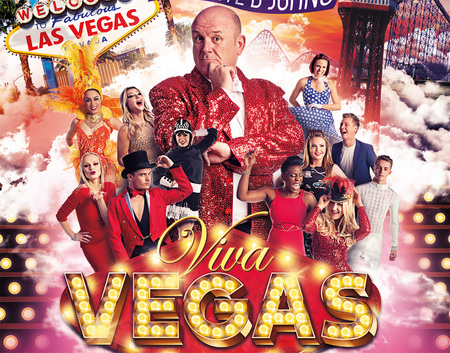 Viva Vegas Live! Christmas Party Night