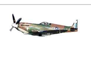 SPITFIRE: Darwen people bought one of the fighters in 1941