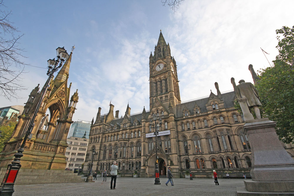 Curious About Manchester?