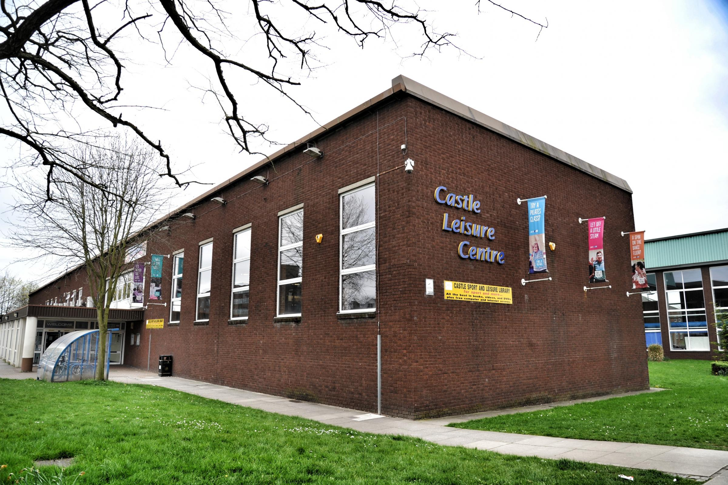 Castle Leisure Centre, Bury, where the council's Sport and Physical Activity Service is based.