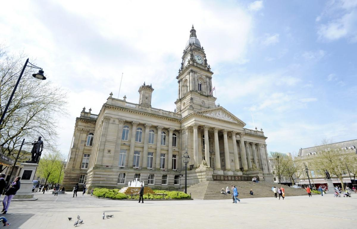 MEETING: Bolton Town Hall
