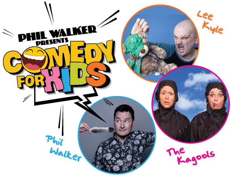 Comedy for Kids: July