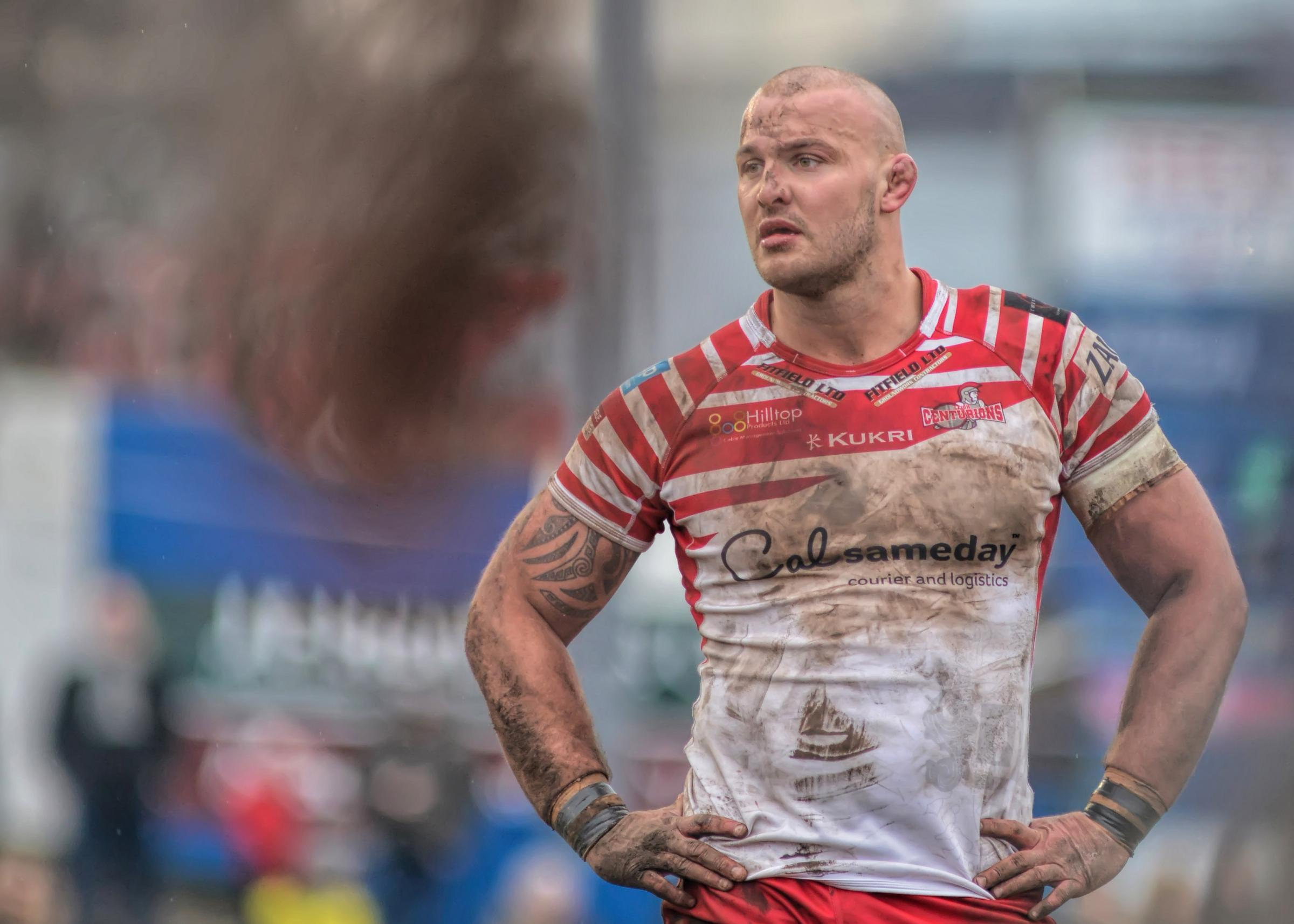 Jamie Acton - picture: Paul McCarthy Photography