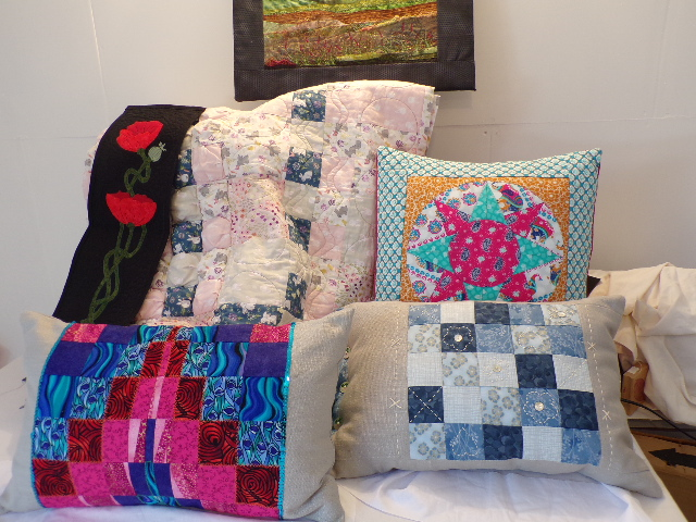 A Celebration of Creativity - Patchwork, Quilting & Watercolour Exhibition