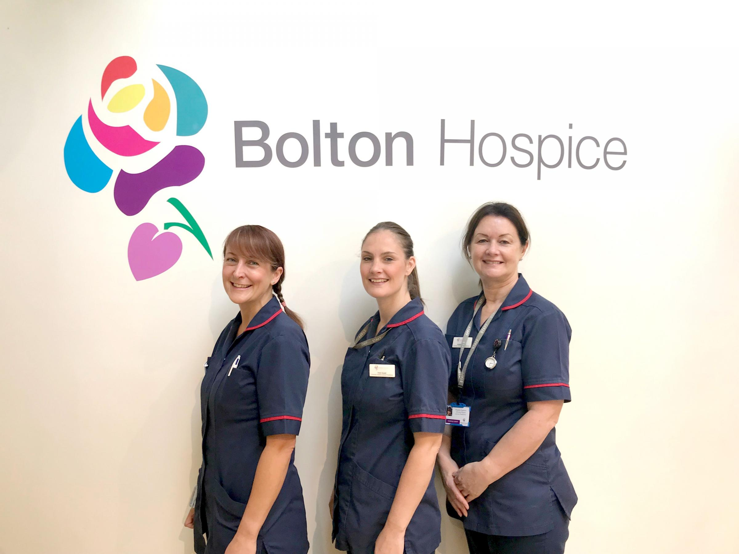 Bolton Hospice is looking for volunteers for its shop