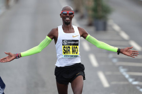 Sir Mo (pic:Richard Sellers/PA Wire/PA Images)