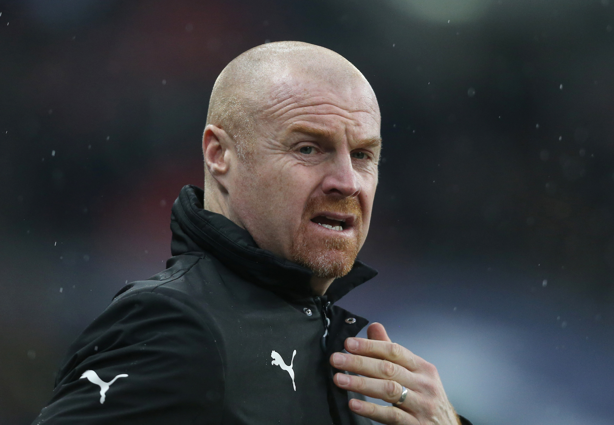 'Game should have been out of sight by half-time' - Dyche