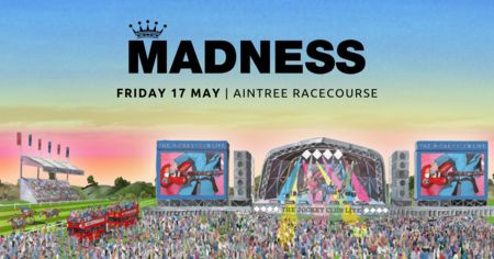 Madness at Aintree Racecourse