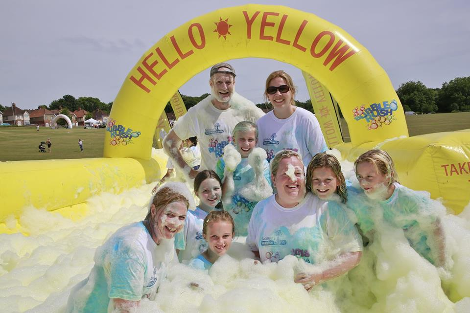 Bubble Rush 2019
