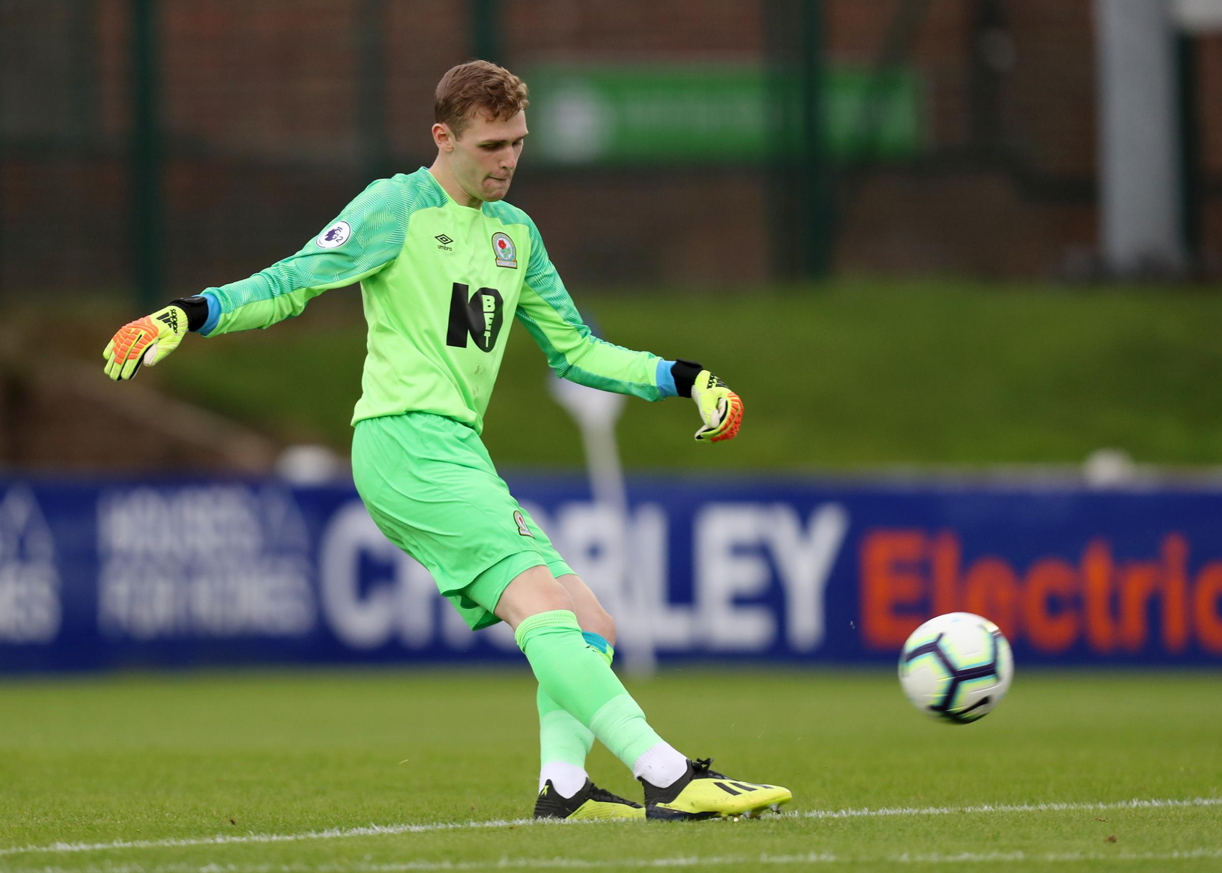 Rovers goalkeeper Andrew Fisher joined FC United of Manchester on loan