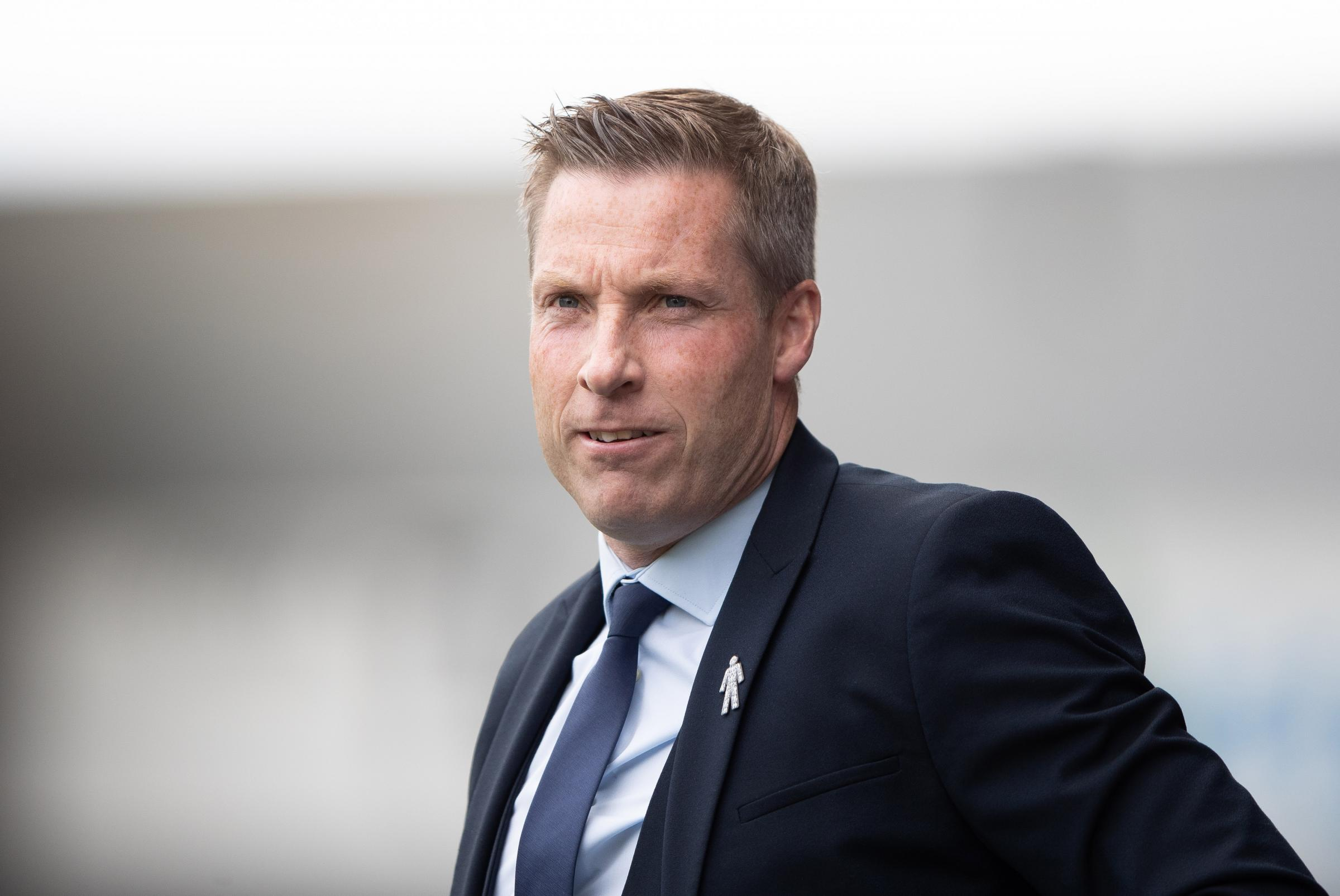 Millwall boss Neil Harris is anticipating an exciting clash between his side and Rovers