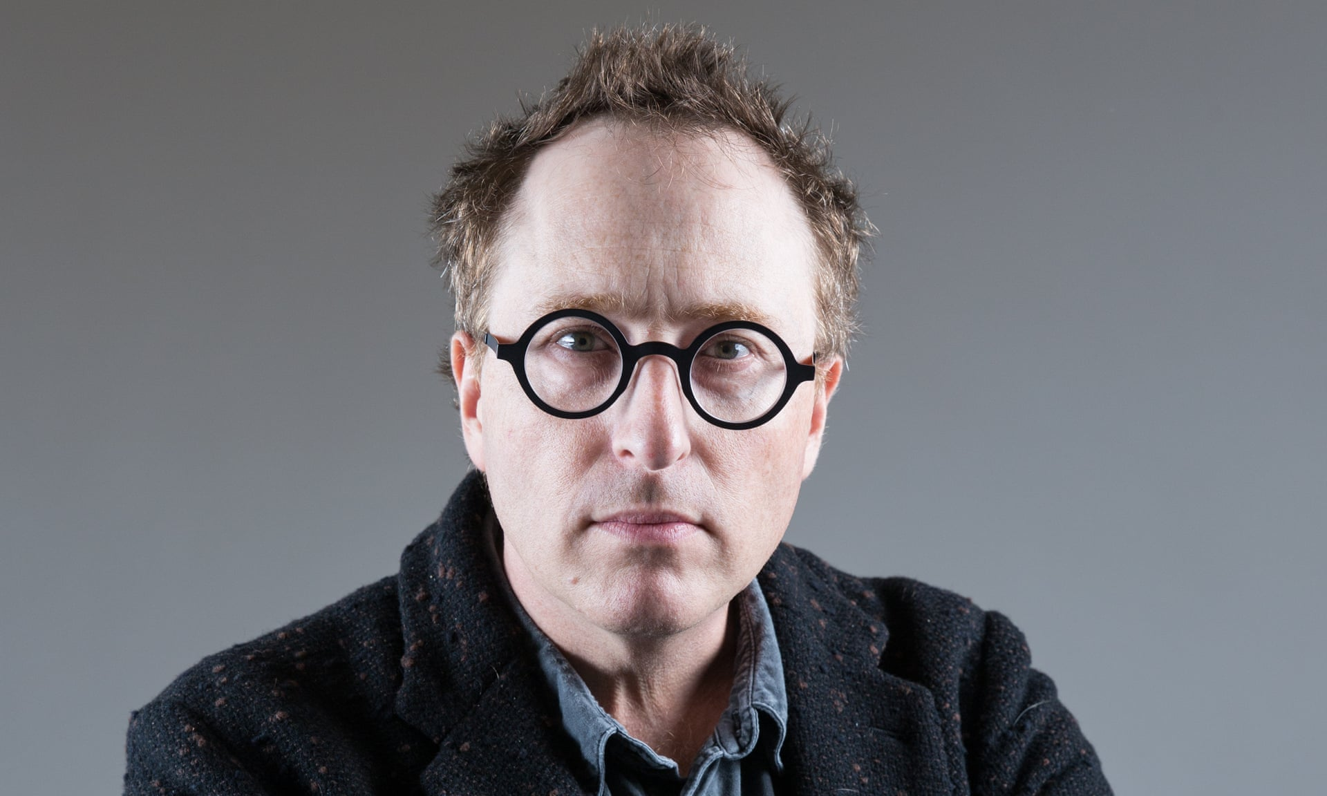 Jon Ronson - UK Tour 2019 @ Manchester's Albert Hall